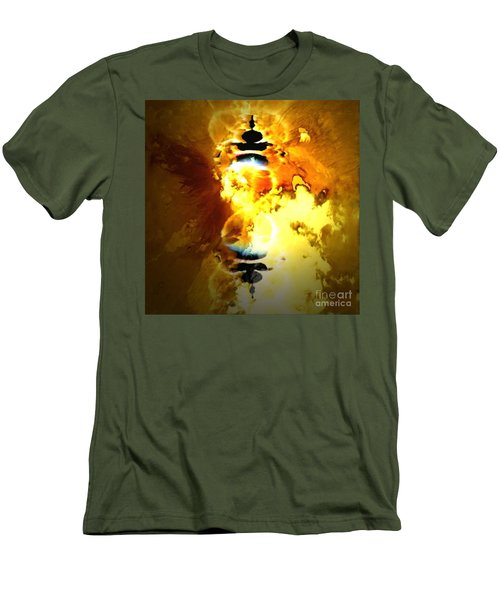 Arabian Dreams Number 5 Men's T-Shirt (Athletic Fit)