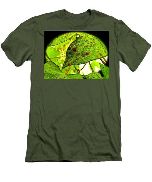 Men's T-Shirt (Slim Fit) featuring the digital art Beautiful Deday by Debbie Portwood