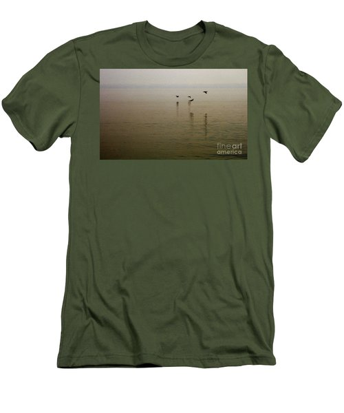 Men's T-Shirt (Slim Fit) featuring the photograph Bliss by Clayton Bruster