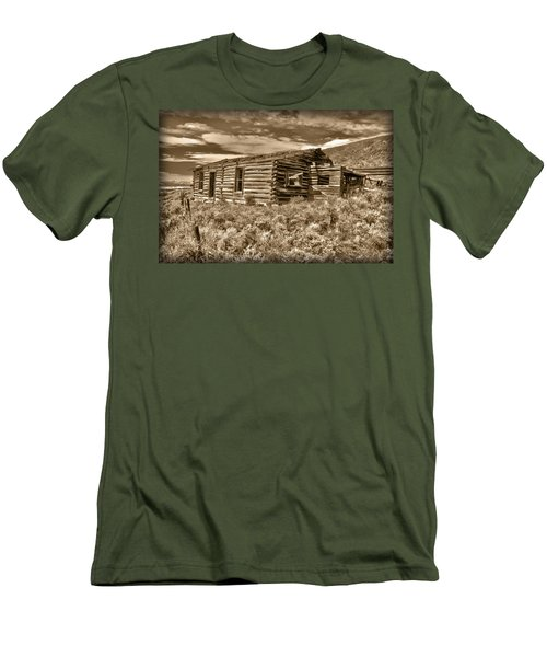 Cabin Fever Men's T-Shirt (Athletic Fit)