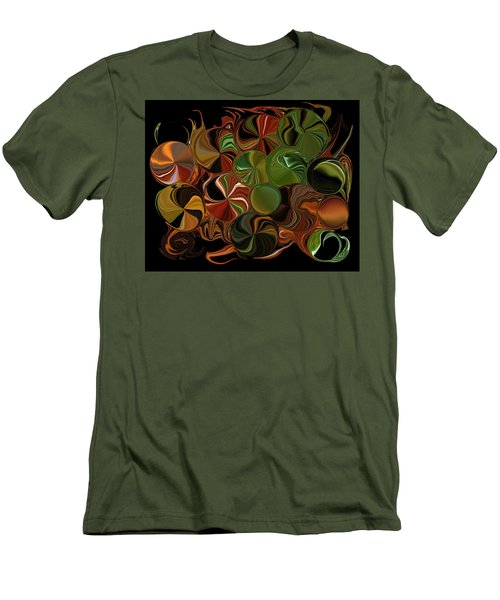 Candy Dish Men's T-Shirt (Athletic Fit)