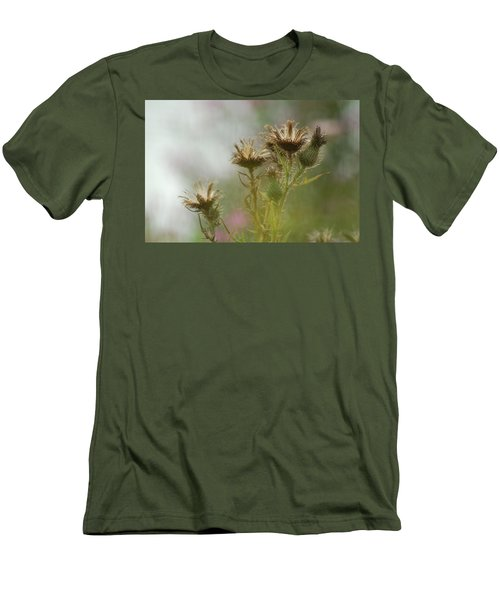 Men's T-Shirt (Slim Fit) featuring the photograph Delicate Balance by Tam Ryan