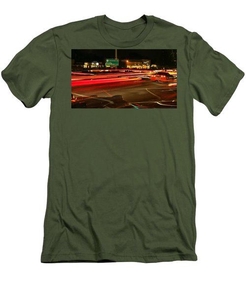 Men's T-Shirt (Slim Fit) featuring the photograph Dream Cruisin' by Gordon Dean II