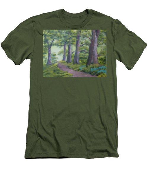 Duff House Path Men's T-Shirt (Athletic Fit)