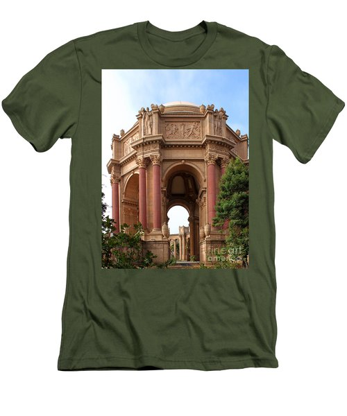 Exploratorium San Francisco Men's T-Shirt (Athletic Fit)