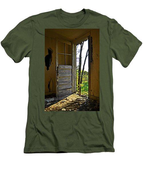 Fresh Start Men's T-Shirt (Athletic Fit)