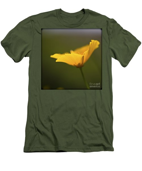 Golden Afternoon. Men's T-Shirt (Athletic Fit)
