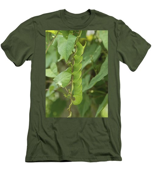 Men's T-Shirt (Slim Fit) featuring the photograph Hangin' Around by Kay Lovingood