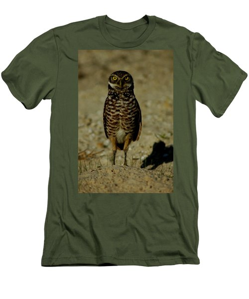 Hoo Are You? Men's T-Shirt (Athletic Fit)