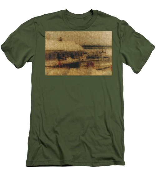 Hope For Fish Men's T-Shirt (Athletic Fit)