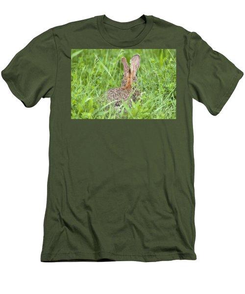 I Still See You Men's T-Shirt (Slim Fit) by Jeannette Hunt