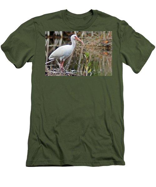 Ibis 1 Men's T-Shirt (Athletic Fit)