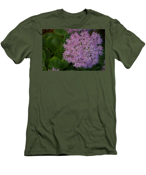 Men's T-Shirt (Slim Fit) featuring the photograph Inner White by Joseph Yarbrough