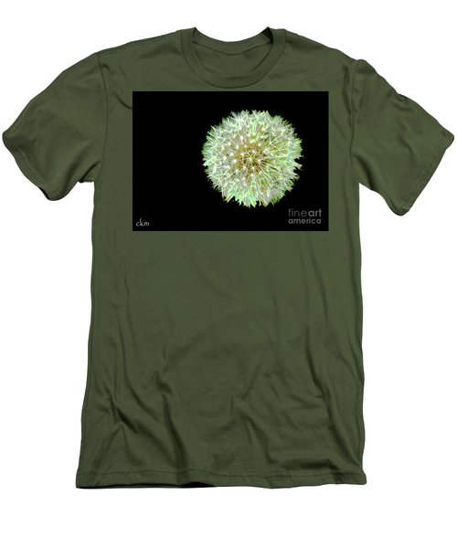 Men's T-Shirt (Slim Fit) featuring the photograph Just Dandy by Cindy Manero