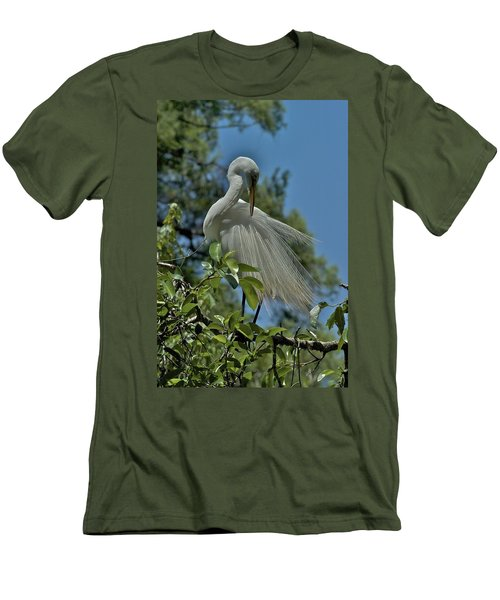 Men's T-Shirt (Slim Fit) featuring the photograph Just So by Joseph Yarbrough