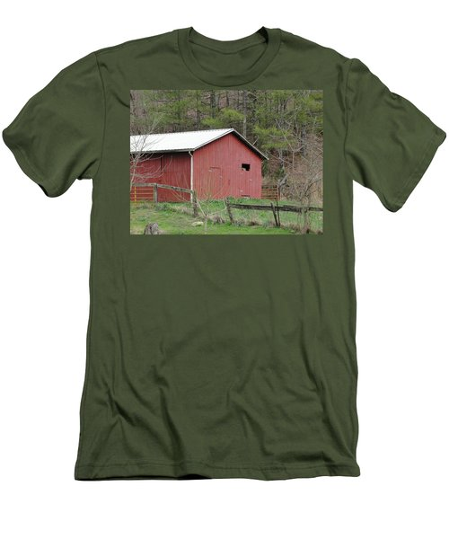 Men's T-Shirt (Slim Fit) featuring the photograph Kentucky Life by Tiffany Erdman