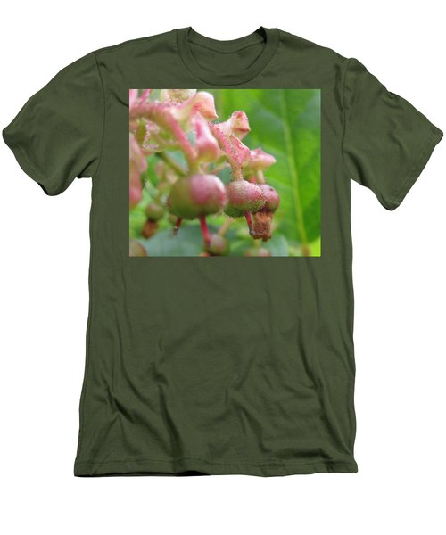 Lilly Of The Valley Close Up Men's T-Shirt (Slim Fit) by Kym Backland