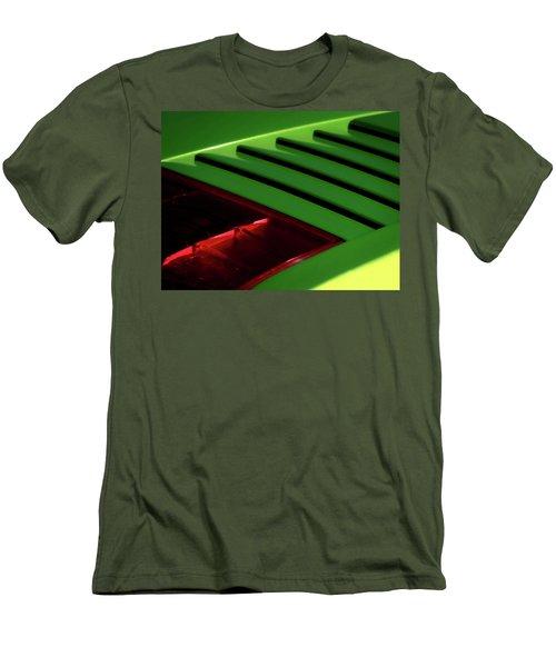 Lime Light Men's T-Shirt (Slim Fit) by Douglas Pittman