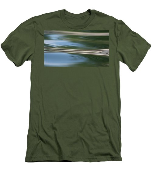 Nature's Reflection Men's T-Shirt (Athletic Fit)