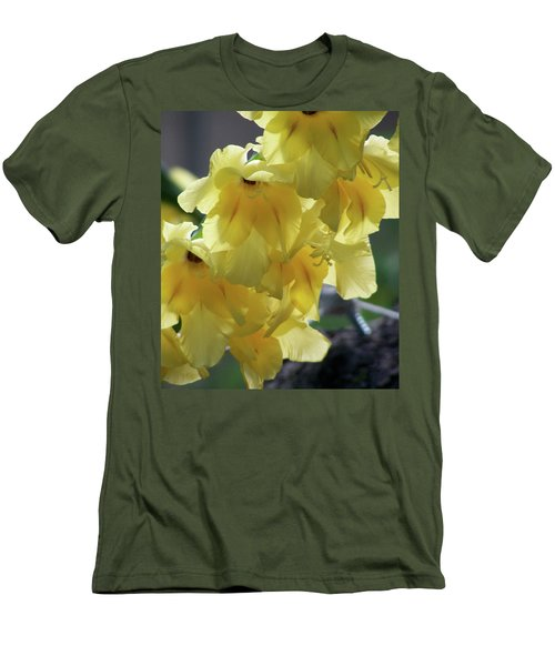 Men's T-Shirt (Slim Fit) featuring the photograph Radiance by Thomas Woolworth