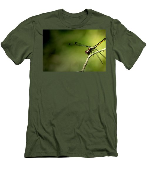 Red Dragon 2 Men's T-Shirt (Athletic Fit)