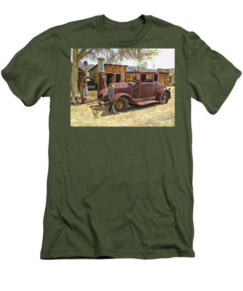 Retired Model T Men's T-Shirt (Athletic Fit)