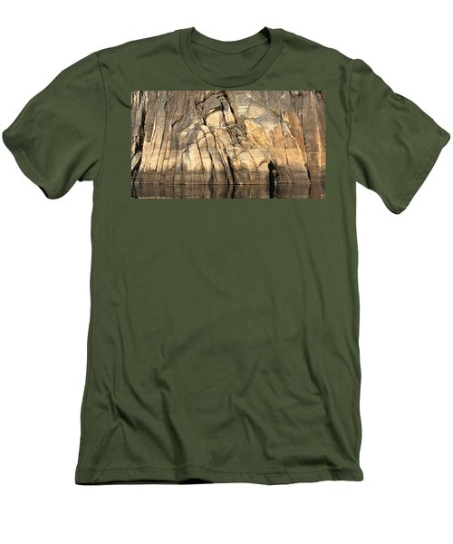 Rock Paws Men's T-Shirt (Athletic Fit)
