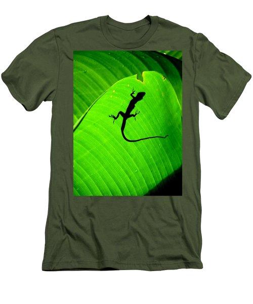 Shadowlizard Men's T-Shirt (Athletic Fit)
