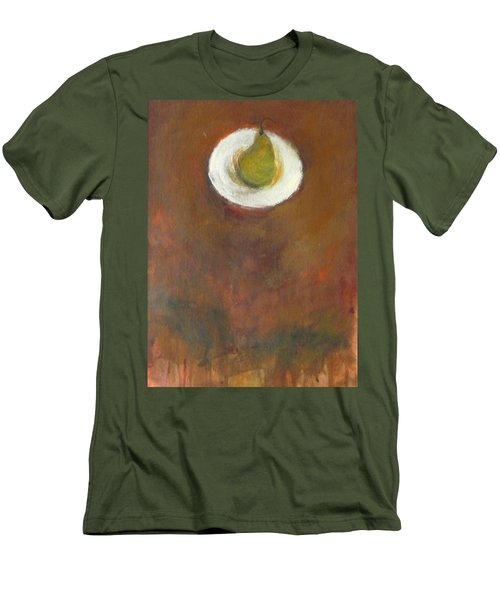Men's T-Shirt (Slim Fit) featuring the painting Solo by Kathleen Grace