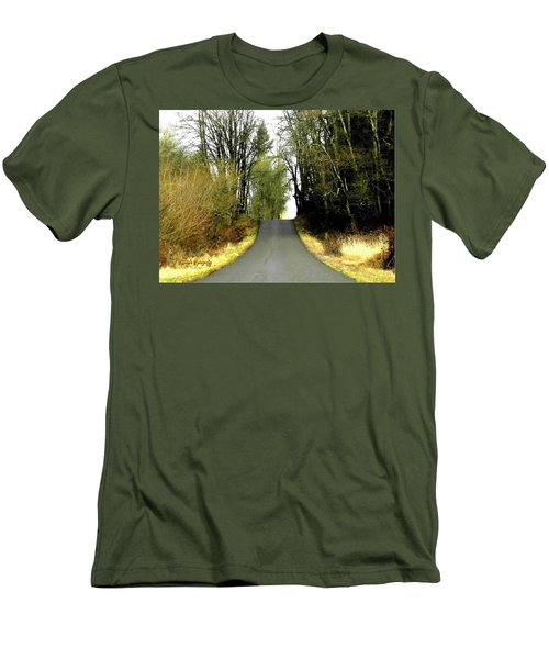 The High Road Men's T-Shirt (Athletic Fit)