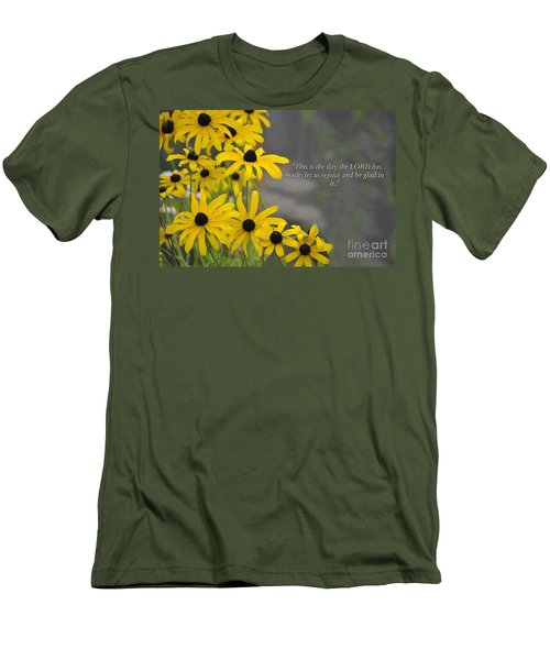 This Is The Day Men's T-Shirt (Athletic Fit)