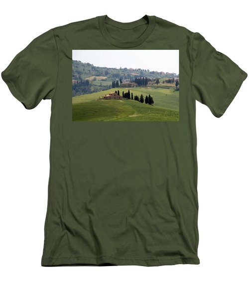 Tuscany Men's T-Shirt (Slim Fit) by Carla Parris