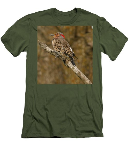Men's T-Shirt (Slim Fit) featuring the photograph Watchful Eye by Elizabeth Winter