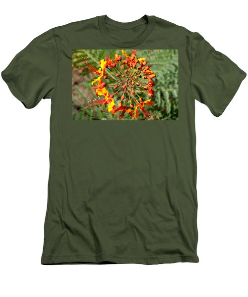 Whirled Paradise Men's T-Shirt (Athletic Fit)