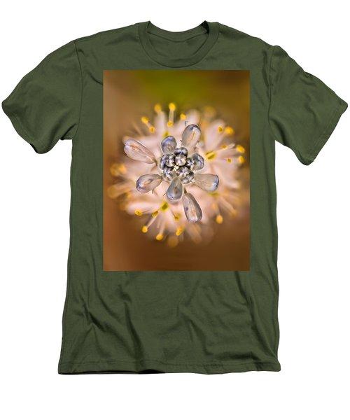 Wild Hyacinth Men's T-Shirt (Athletic Fit)