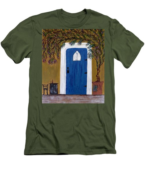 Wisteria Winery Men's T-Shirt (Athletic Fit)