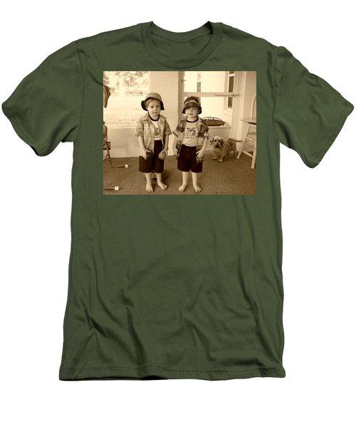Yesterday's Children Men's T-Shirt (Athletic Fit)