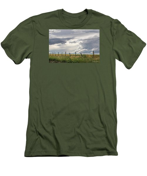 #0149 - Axtel Anceney, Southwest Montana Men's T-Shirt (Athletic Fit)