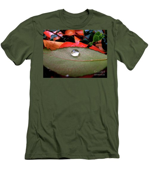 All Aboard Men's T-Shirt (Slim Fit) by CML Brown