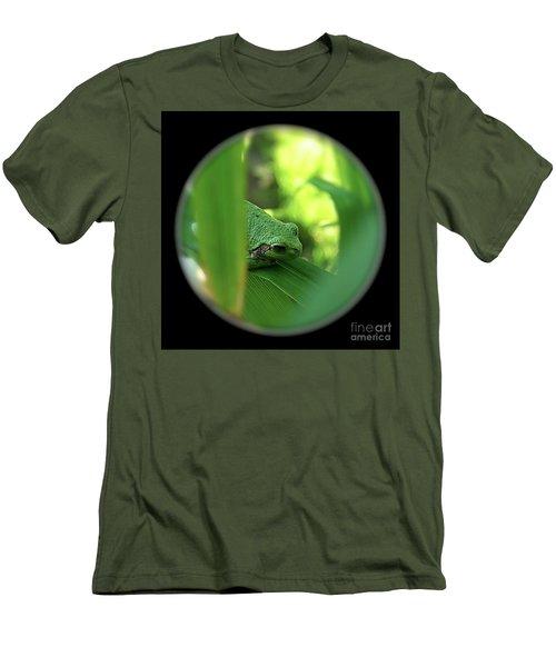 Ambiguous Men's T-Shirt (Slim Fit) by Sue Stefanowicz