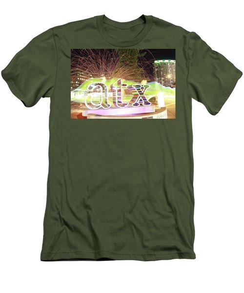 atx Men's T-Shirt (Athletic Fit)