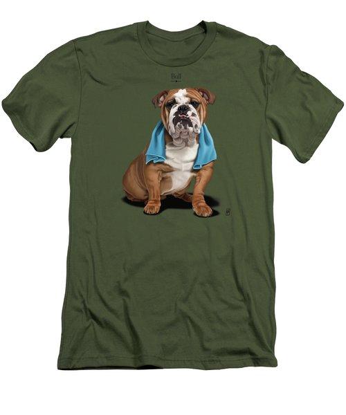 Bull Men's T-Shirt (Athletic Fit)