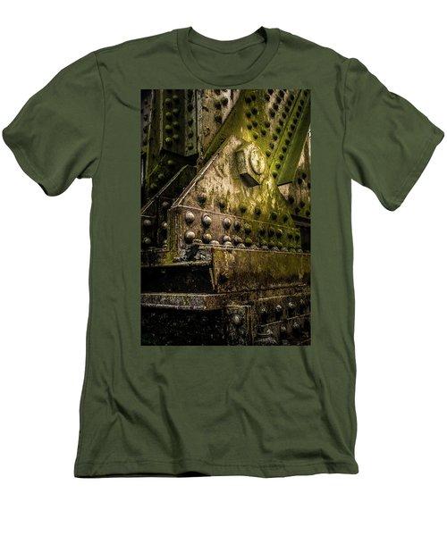 Burden Bearing 3 Men's T-Shirt (Athletic Fit)