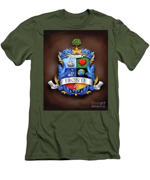 COA Men's T-Shirt (Athletic Fit)