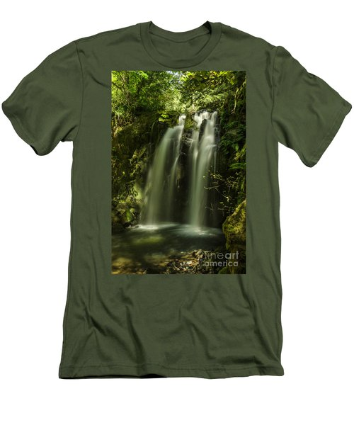 Cool Down Men's T-Shirt (Athletic Fit)