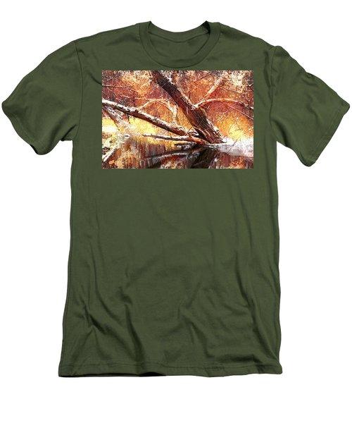 Cordukes Creek  Men's T-Shirt (Athletic Fit)