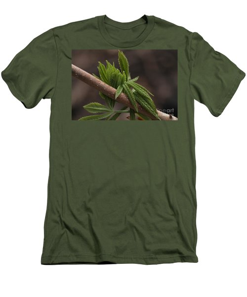 Emergence #2 Men's T-Shirt (Athletic Fit)