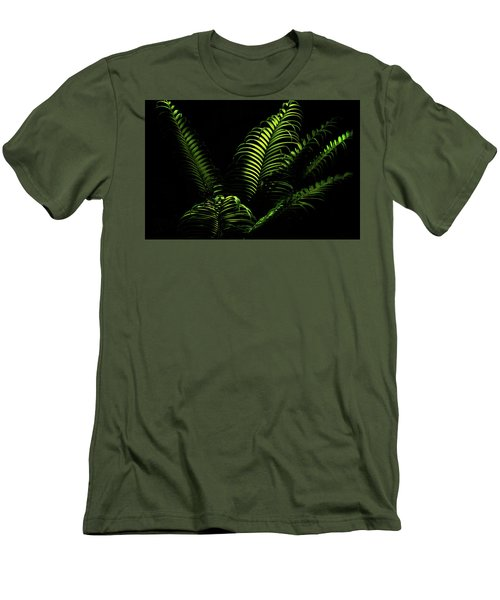 Ferns Men's T-Shirt (Athletic Fit)