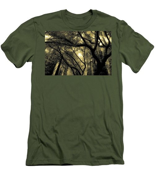 Forests Men's T-Shirt (Athletic Fit)