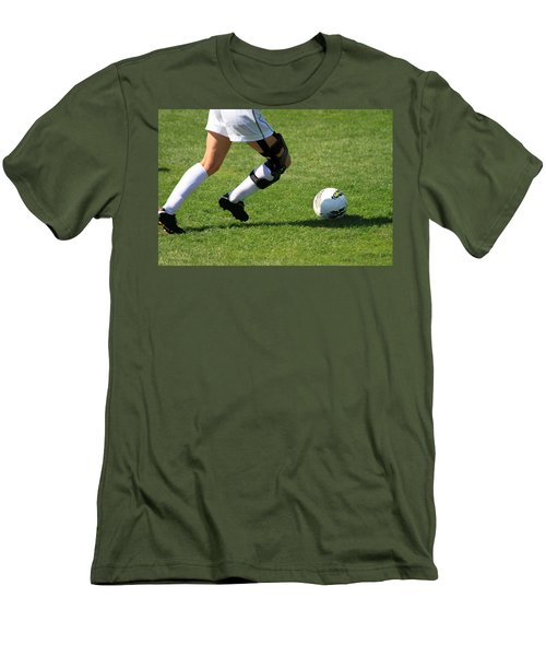 Futbol Men's T-Shirt (Athletic Fit)